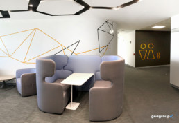IIT Erzelli - Goagroup- uffici laboratori Center for human technologies
