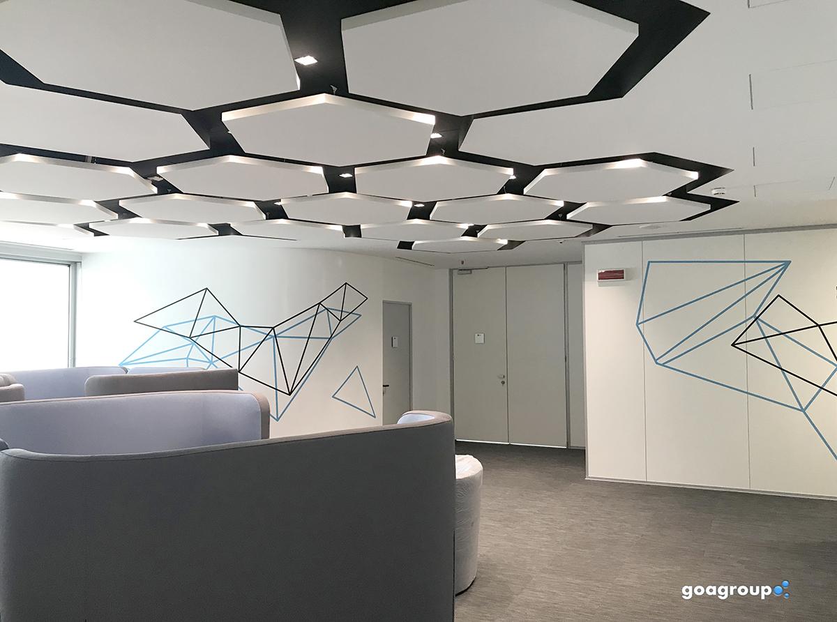 IIT Erzelli - Goagroup-progetto uffici laboratori Center for human technologies