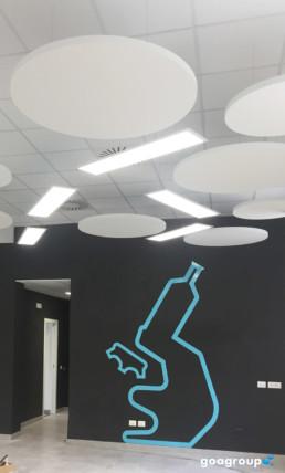 Progetto nuovi uffici CNST
