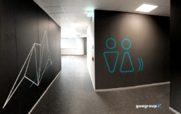 IIT Erzelli - Goagroup- progetto uffici laboratori Center for human technologies